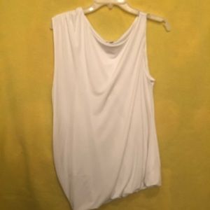 One Shoulder, Sleeveless Top